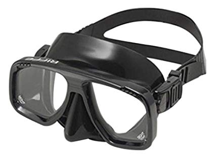 Riffe Sight Mask Mirrored Lens Great for Scuba Divers and Water Sports