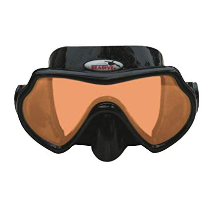 SeaDive EagleEye SLX RayBlocker HD Mask with Purge