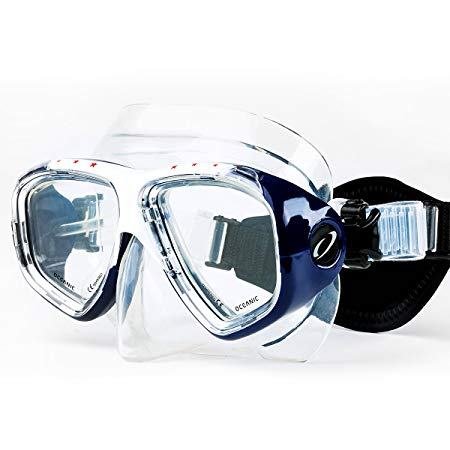 Oceanic USA Ion Diving Mask