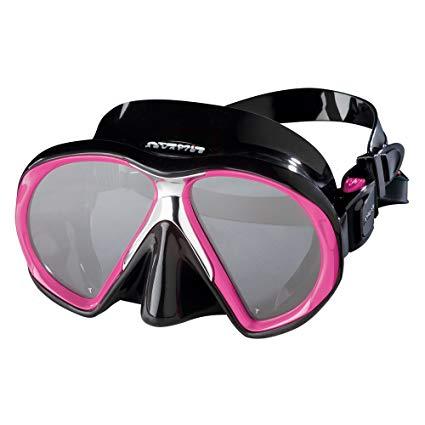 Atomic Aquatics SubFrame Mask Black/Pink Medium