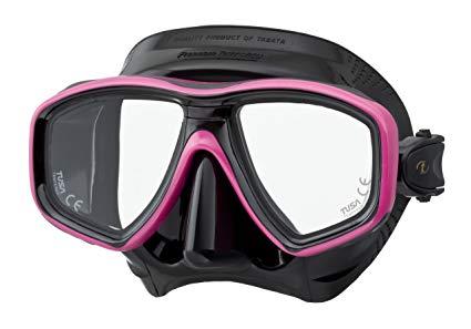 Tusa Ceos Pro Mask, Black