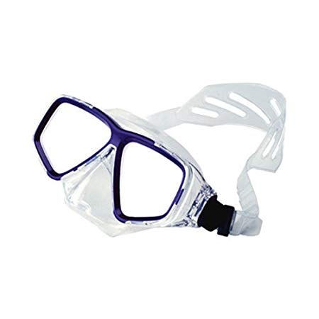 Deep See Clarity Dive Mask Black