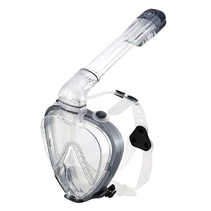 US Divers AirGo Full Face Snorkel System