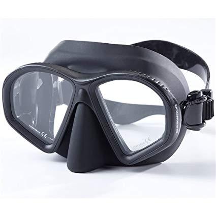 Sherwood Onyx Mask, Black