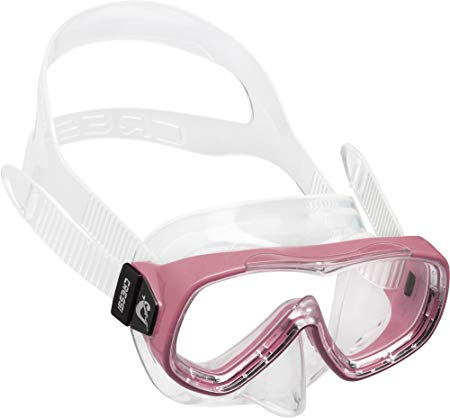 Cressi PIUMETTA, Kiddy Small Dive Mask Aged 2, 3, 4, 5, 6, 7 Years - Cressi: Italian Quality since 1946